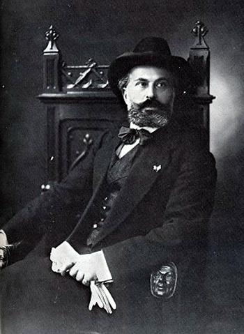 Ricciotto Canudo