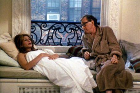 Julia Roberts y Woody Allen