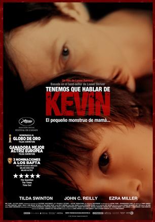 """Cartel de """"Tenemos que hablar de Kevin"""""""