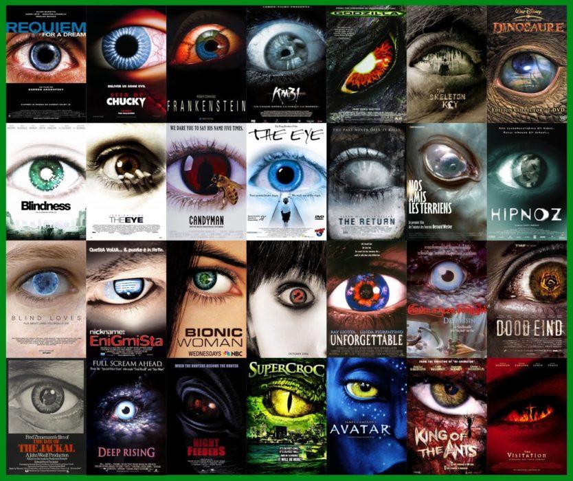 Carteles parecidos: ojo