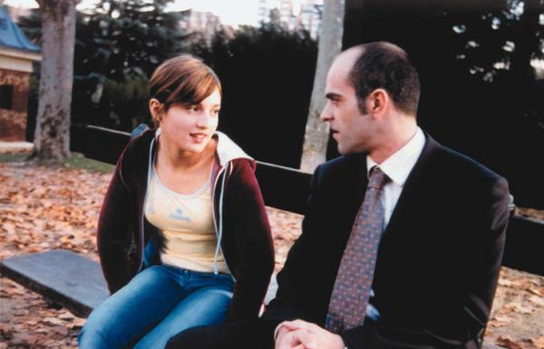 María Valverde y Luis Tosar