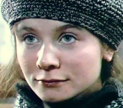 Emily Watson en Rompiendo las Olas