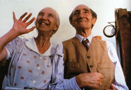 Luis Ciges y Silvia Casanova