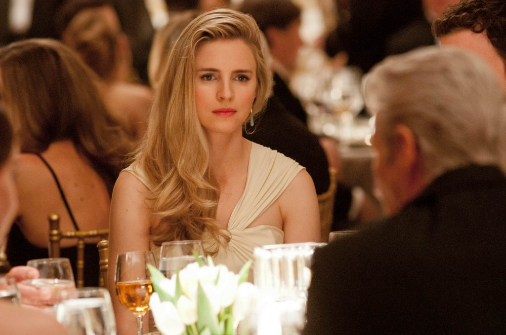 Brit Marling en El fraude