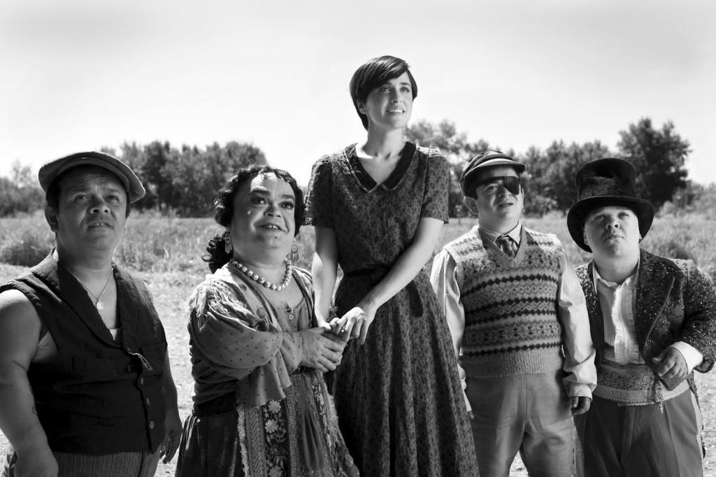 Macarena García en Blancanieves