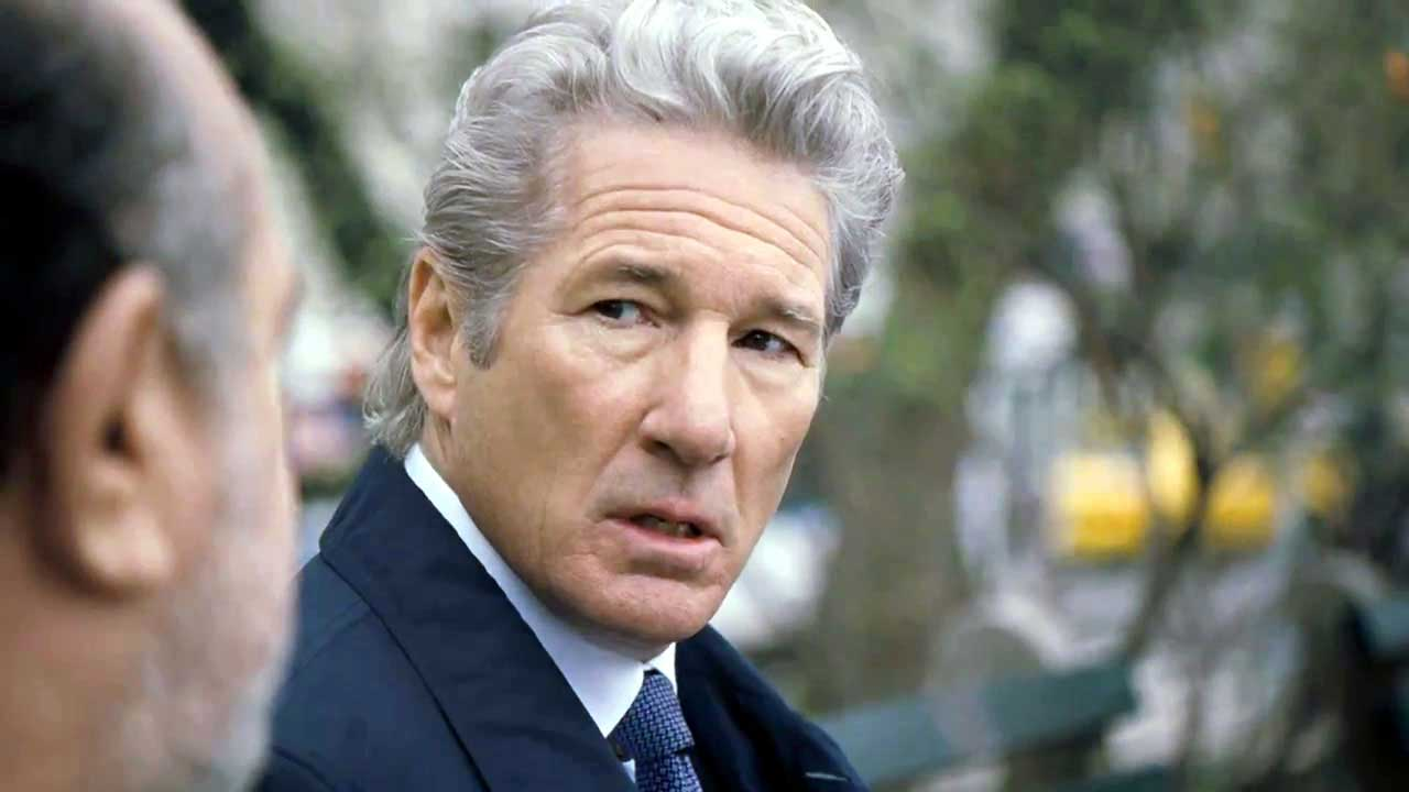 Richard Gere en El fraude