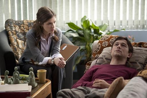 Joseph Gordon-Levitt y Anna Kendrick