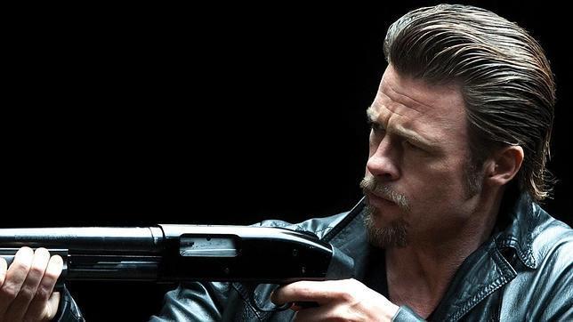 Brad PittBrad Pitt en Mátalos Suavemente