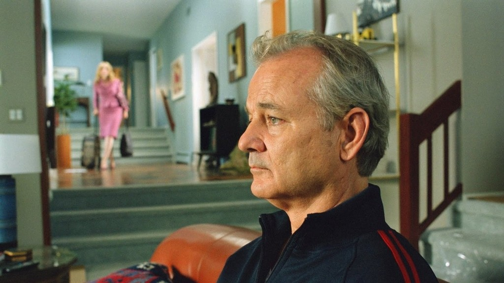 Bill Murray en Flores Rotas
