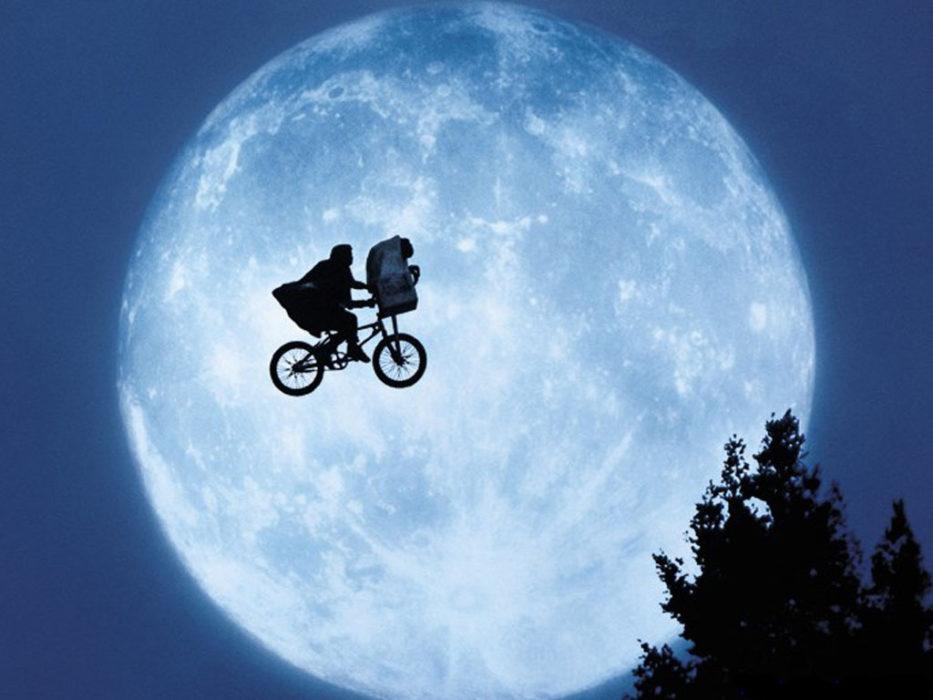 ET de Steven Spielberg