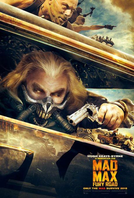 Hugh Keays Byrne en Mad Max Fury Road