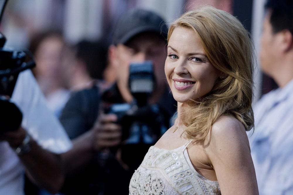Premiere Hercules: Kylie Minogue