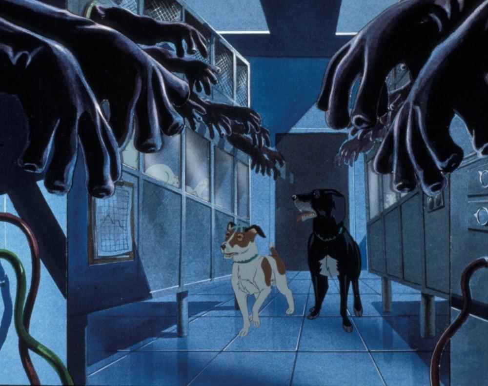 Plague Dogs: Películas de animación para adultos