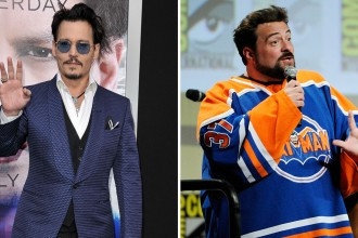 johnny depp y kevin smith