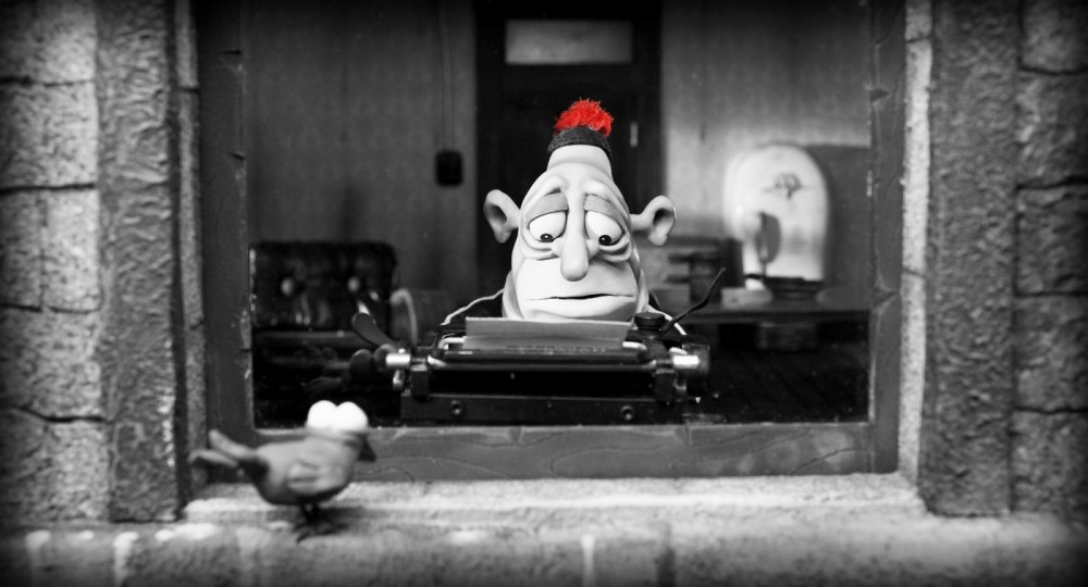 Mary and max - stop motion