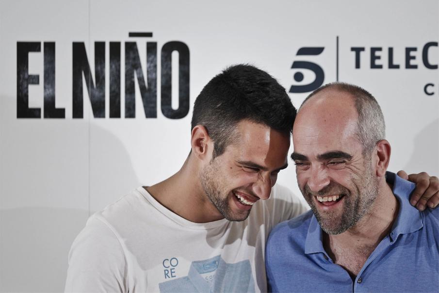 Jesús Castro y Luis Tosar