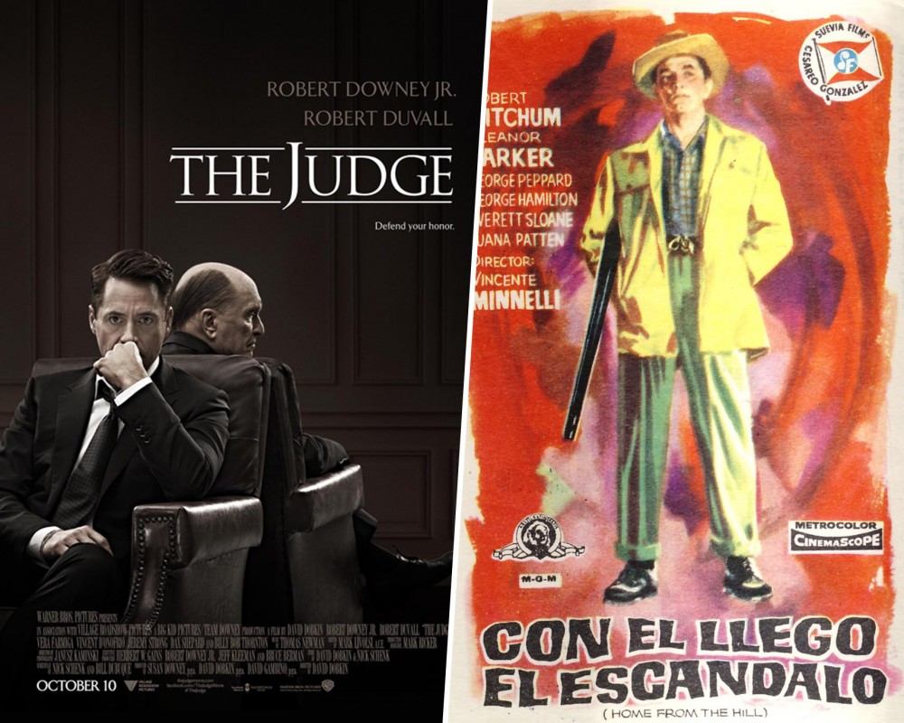 El Juez Nos Recuerda A Con él Llegó El Escándalo