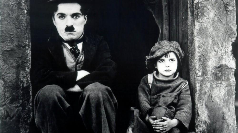 El chico de Charles Chaplin