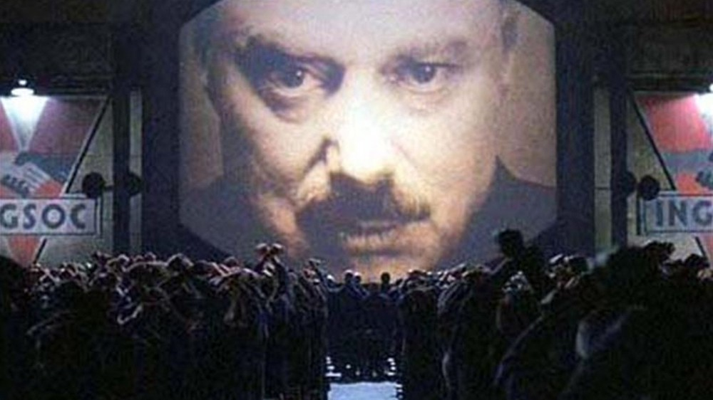 '1984', dirigida por Michael Radford