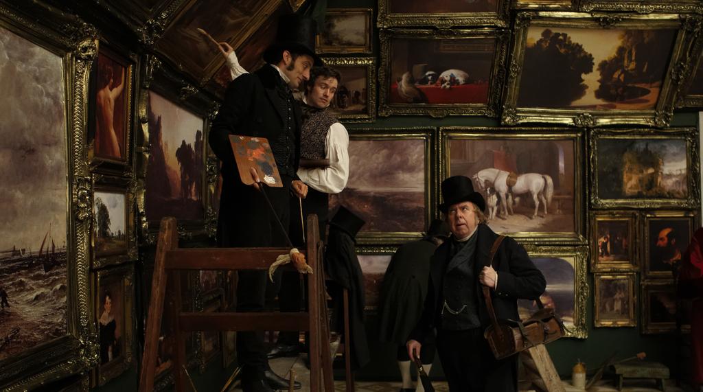 Mejores películas sobre pintura | El Cine en la Sombra
