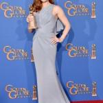 Amy Adams, ganadora del Globo de Oro 2015 a la mejor actriz de comedia