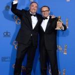 Alexander Rodnyansky y Andrey Zvyagintsev, ganadores del Globo de Oro 2015 a la mejor película extranjera
