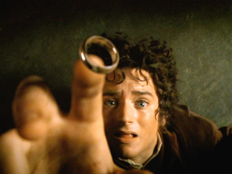 Tolkien And The  Ring