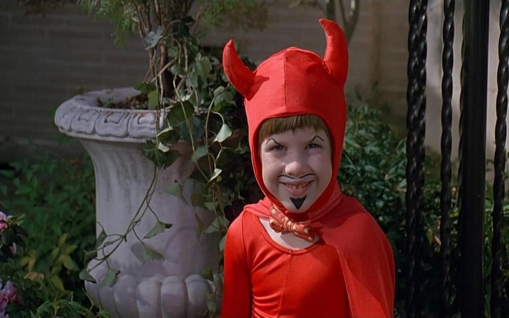 Este chico es un demonio
