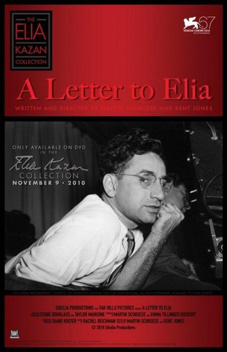 Una carta a Elia