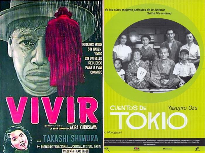 Cuentos de Tokio y Vivir