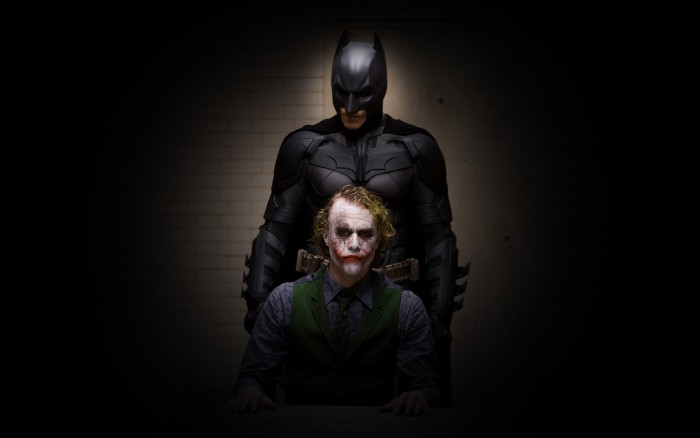 Batman y Joker
