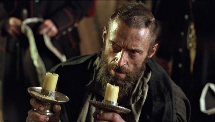 Jean Valjean de Los Miserables