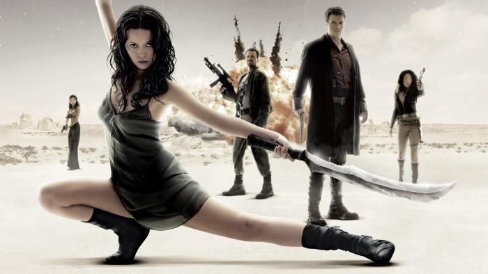 Recomendaciones de películas de ciencia ficción: Serenity