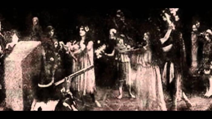 La muerte de Drácula