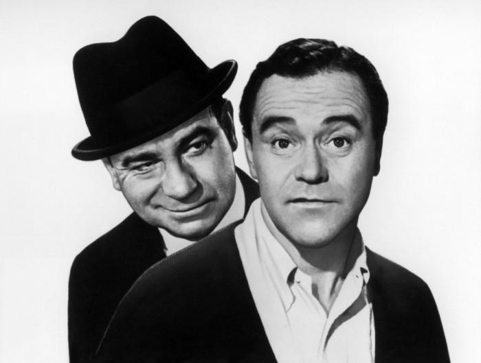Jack Lemmon y Walter Matthau