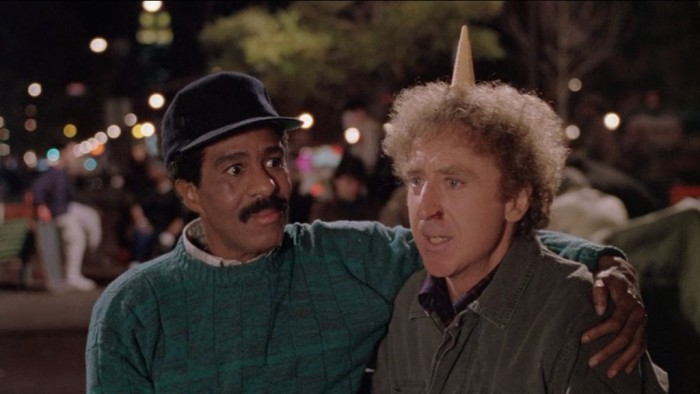 Gene Wilder y Richard Pryor