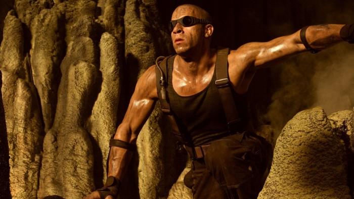 Recomendaciones de películas de ciencia ficción: Pitch black