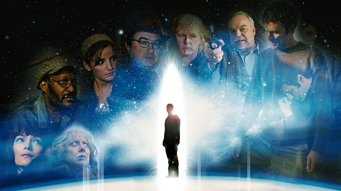 Recomendaciones de películas de ciencia ficción: The Man from Earth