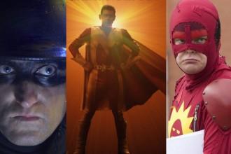 Superheroes fracasados