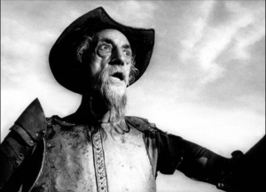 Don quijote de Orson Welles