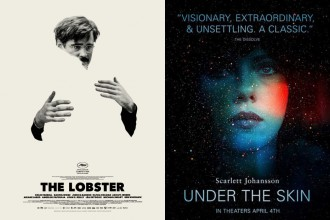 Langosta vs Under the skin