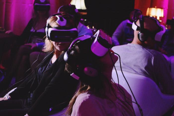 Cine de realidad virtual