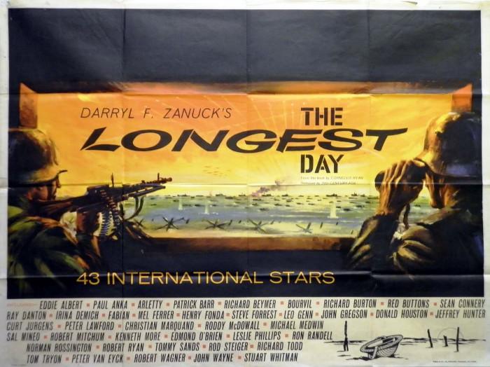 Películas épicas: El día más largo