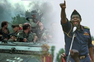 Descolonización y dramas africanos