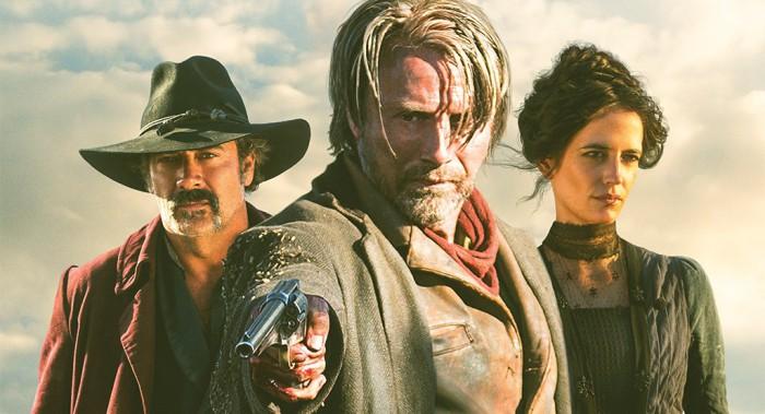 Películas sobre la venganza: The Salvation