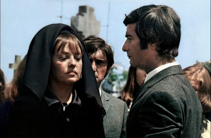 Películas sobre la venganza: La novia vestía de negro