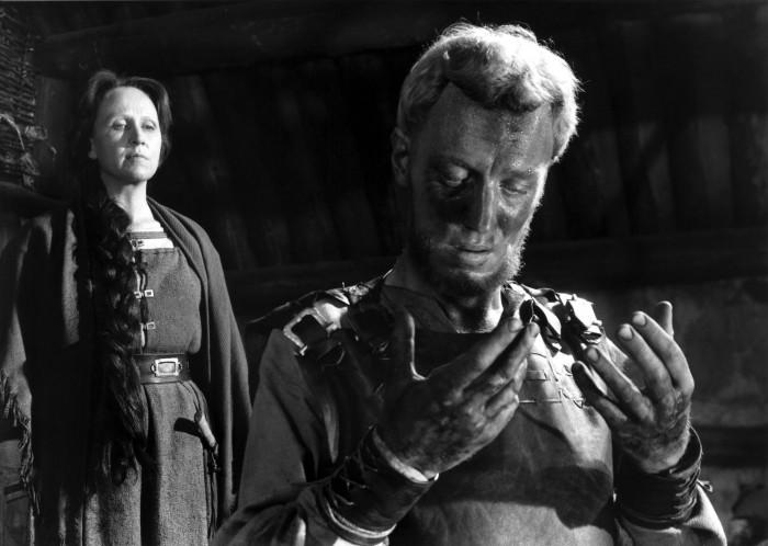 Películas sobre la venganza: El manantial de la doncella