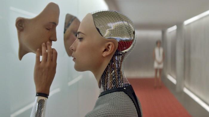 Recomendaciones de películas de ciencia ficción: Ex Machina