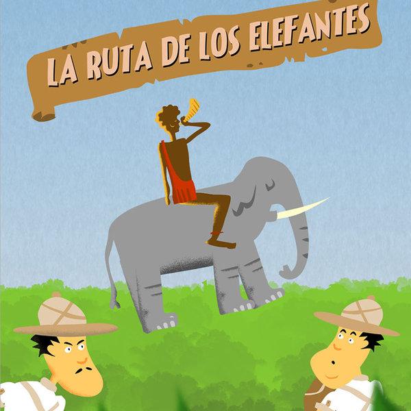 La ruta de los elefantes