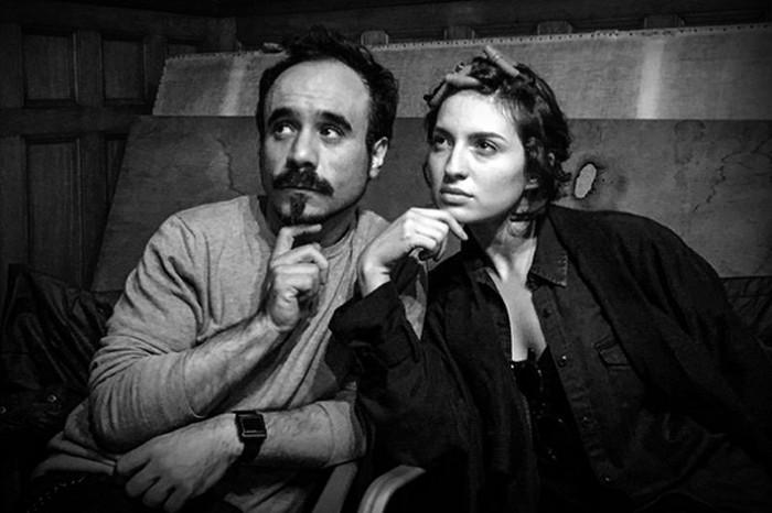 Koldo Serra y María Valverde